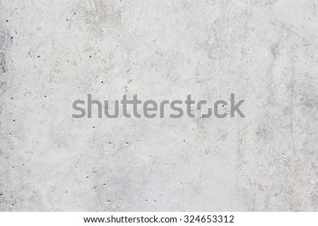white  concrete wall texture. - stock photo