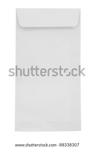 white envelopes - stock photo