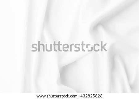 white fabric texture background,crumpled fabric