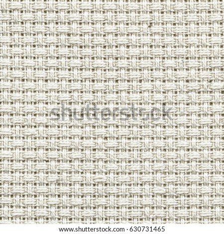 White Fabric Texture CloseupUseful As Background For Design Works
