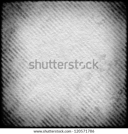White grunge paper with stripes background or texture - stock photo