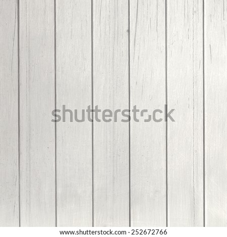 White grunge timber panel background.