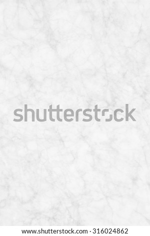 White marble patterned texture background. Marbles of Thailand, abstract natural marble black and white (gray) for design. - stock photo