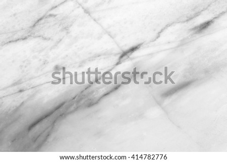 white marble texture background / grey Marble texture background floor decorative stone interior stone - stock photo