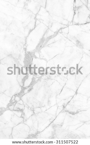 White marble texture (natural patterns), detailed structure of marble (high resolution), abstract marble texture background for design. - stock photo