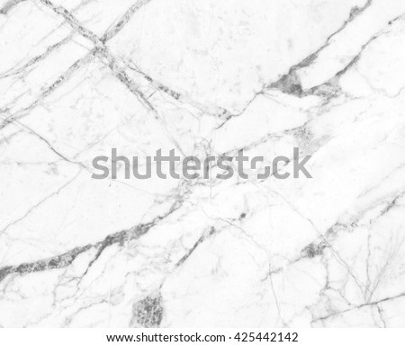 white marble with brown veins texture abstract background pattern with high resolution. - stock photo