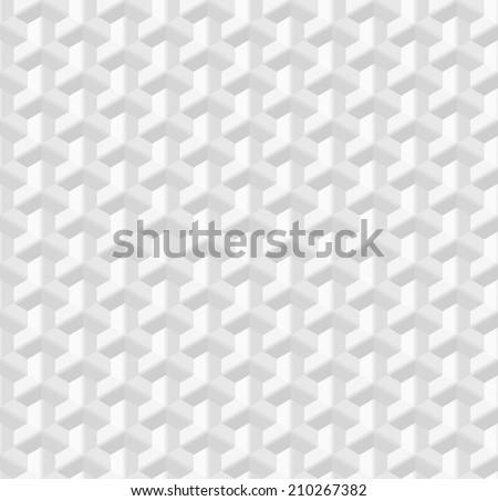 White modern texture. Seamless background - stock photo