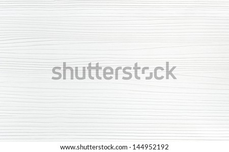 White modern wood texture. Vertical seamless wooden background - stock photo