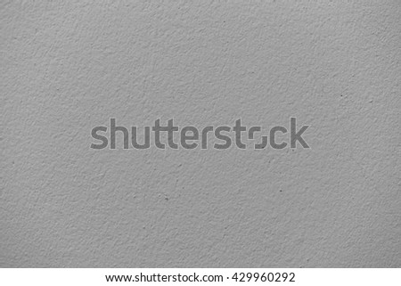 White mortar gray wall texture - stock photo