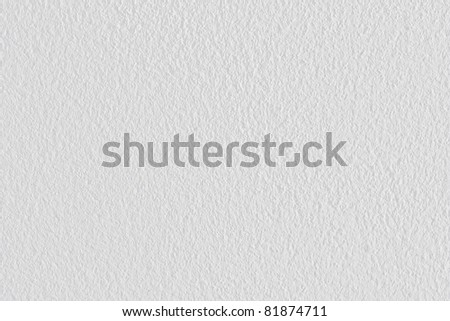White mortar wall texture - stock photo
