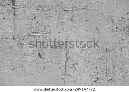 White mortar wall texture - can be used for background - stock photo