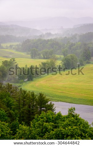 White Mountains - stock photo