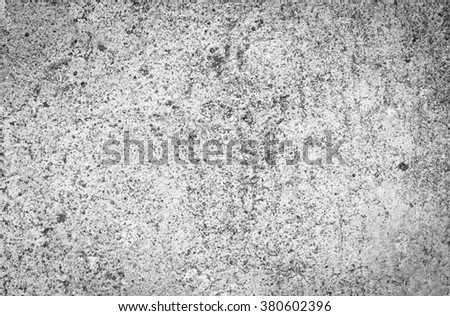 white old wall texture, grunge background and pattern - stock photo