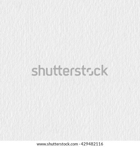 White paper background, Macro closeup for design work. Seamless square texture. Tile ready. - stock photo