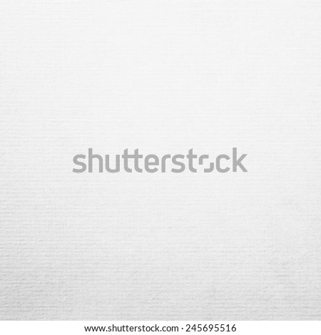 White paper background or texture - stock photo