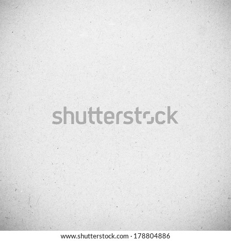 White Paper Texture, Background - stock photo