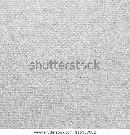 white paper texture background fiber parchment with delicate pattern, old handmade paper - stock photo