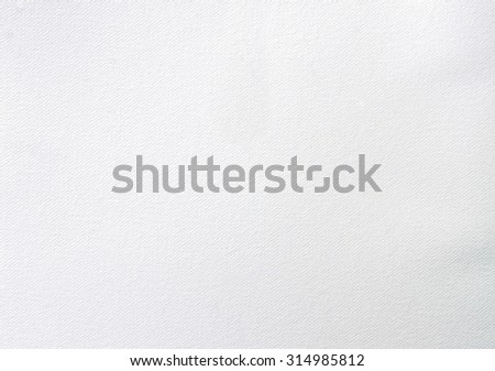 White paper texture background for painting, drawing and sketching.