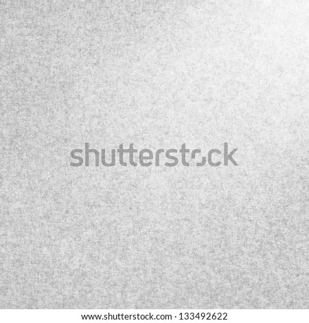 white paper texture background or white canvas fabric texture background and delicate pattern - stock photo