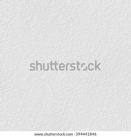 white paper texture background rough cardboard surface or concrete wall seamless pattern - stock photo
