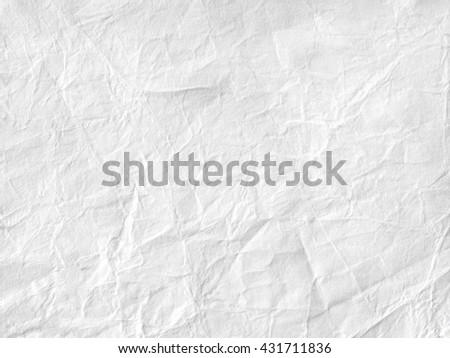 White paper texture. Hi res background. - stock photo