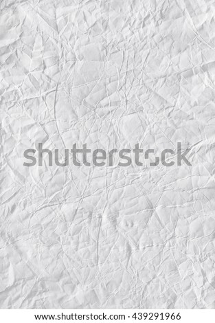 White paper texture. Hi res background. - stock photo