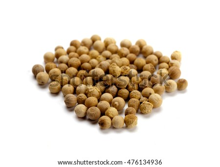 White pepper closeup