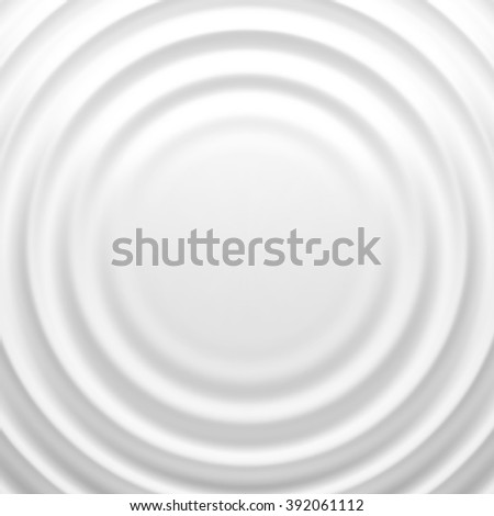 White rippled background with place for your content. White background design for banner, poster, flyer, card, postcard, cover, brochure. - stock photo