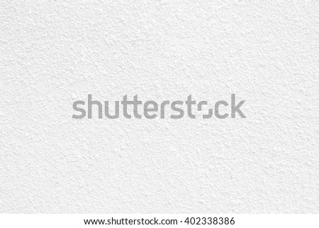 White rough cement floor clean texture background. Surface old building house gray tone. Empty wall weathered scratched. interior construction with aging dull. Plaster backdrop. - stock photo