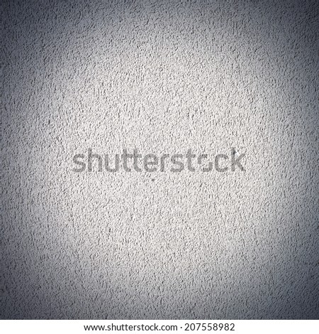 White rough textured wall. Background.