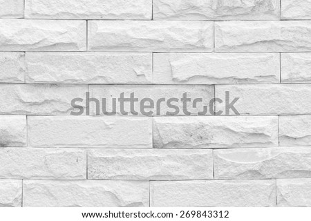 White Sandstone texture,sandstone brick,textured background - stock photo