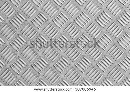 white Seamless metal texture, Table of steel sheet. - stock photo