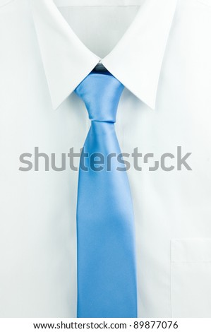 White Shirt - stock photo