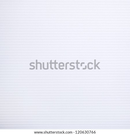 White stripe paper texture and background - stock photo