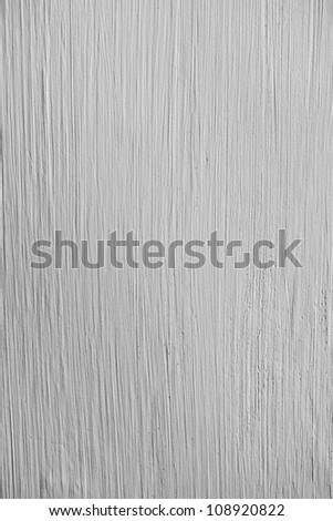 White stucco texture background - stock photo