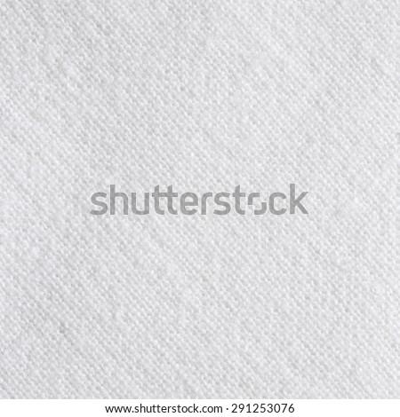 White Textile Background./ White Textile Background. - stock photo