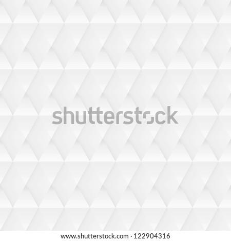 White texture, seamless background - stock photo