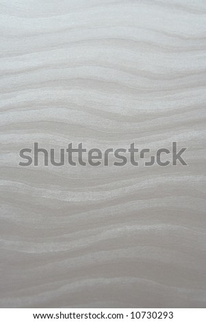 White textured paper, abstract wavy background