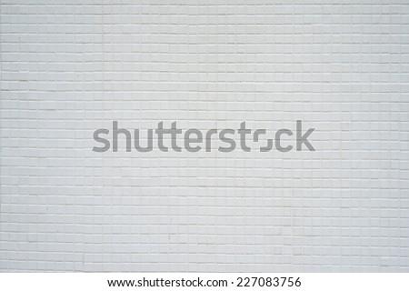white tile wall background - stock photo