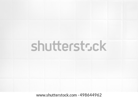 white tiles marble wall  background