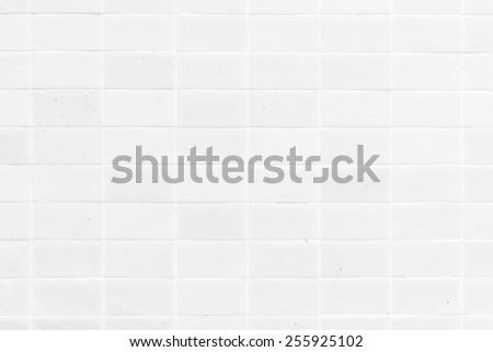 white tiles textures background - White Bathroom Tile Texture