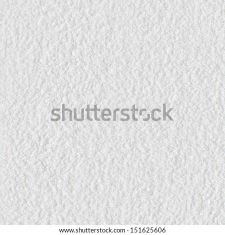 White Towel Texture - stock photo