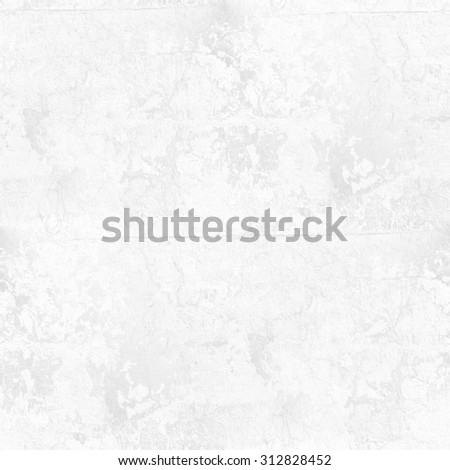white wall - abstract seamless pattern like marble veins - stock photo