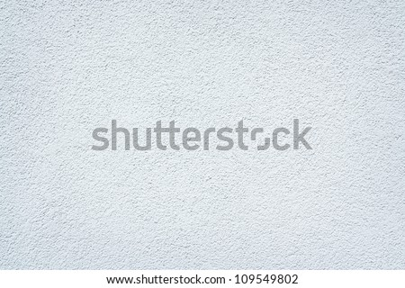 white wall background, rough wall texture - stock photo