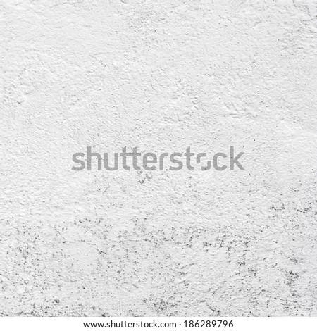 White Wall Background./ White Wall Background. - stock photo