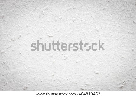 white wall old dirty plaster  grunge background or texture. - stock photo
