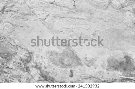 WHITE WALL STONE TEXTURE - stock photo