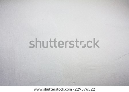 White Wall Texture - stock photo