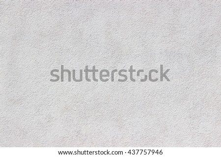 white wall texture with sand grunge structure - stock photo