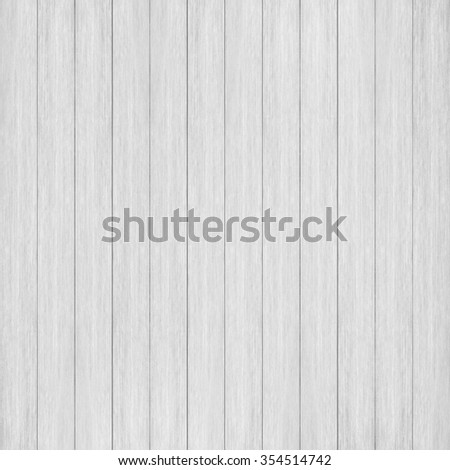 white wall wooden planks background texture - stock photo